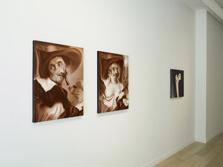 Hynek Martinec: The Birth of Tragedies, installation view
