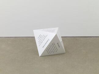 Lisson Gallery at Abu Dhabi Art 2017, installation view