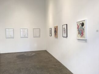 Illustrative Minds, installation view