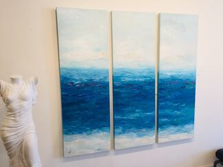 Abstract Expressionism - Elevate Your Mood, installation view