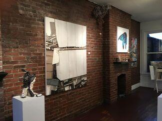 Almost 17 and #werestillhere, installation view