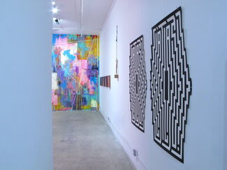 TAKE TWO group show, installation view