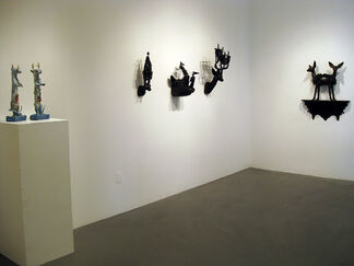 Shadowless Summer, installation view
