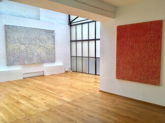Volker Behrend Peters, installation view
