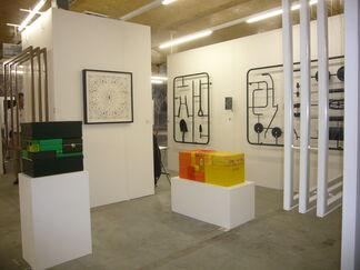 The Flat - Massimo Carasi at VOLTA10, installation view