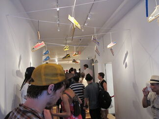 From The Street Up, installation view