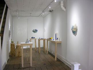 Ceramics - a concept of function, installation view