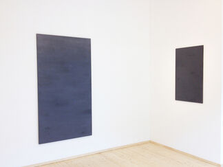 No merci   Gyula BADITZ, installation view