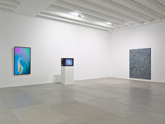REFRACTION. THE IMAGE OF SENSE, installation view