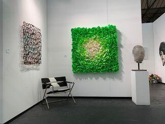 Chiefs & Spirits at Art New York 2019, installation view