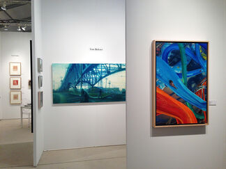 Paul Thiebaud Gallery at Art Miami 2014, installation view