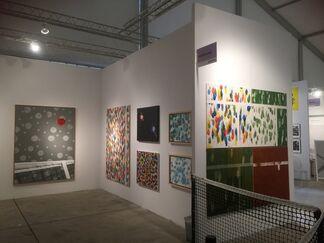 Galleria Ca' d'Oro at Art Wynwood 2017, installation view