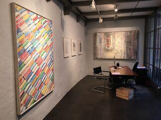 Thomas Hartmann, installation view