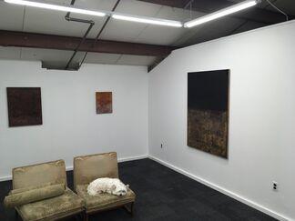 Stephen Estock, installation view