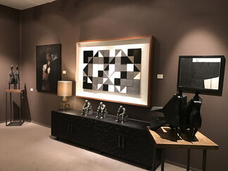 Osborne Samuel at Masterpiece London 2017, installation view