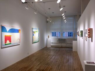 Color in Space, installation view
