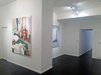 "Alec Egan - ""Close to Home"", installation view"