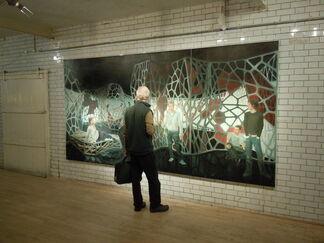 AUGMENTED REALISM - Theo Lorenz, installation view