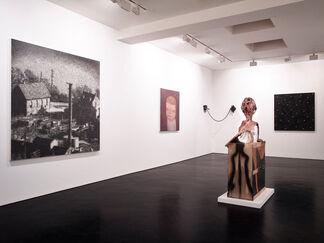 Twentieth Anniversary Exhibition, installation view