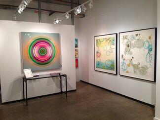 Newzones at Dallas Art Fair 2014, installation view