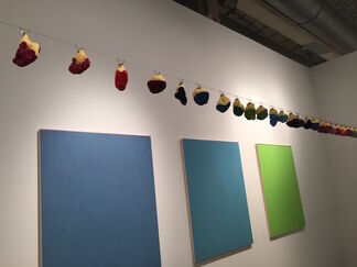 OTTO ZOO at Expo Chicago 2015, installation view