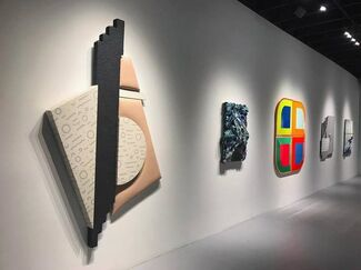 PAINTING/OBJECT, installation view