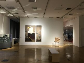 Silent Conflict - Group Show of Contemporary Artists, installation view