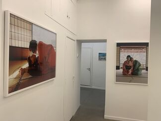 Pixy Liao - Two Heads, installation view