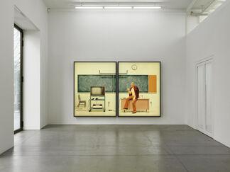 Rodney Graham: Media Studies, installation view