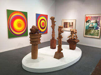 David Klein Gallery at The Armory Show 2017, installation view