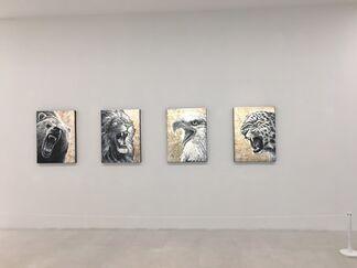 The heART of Worship - Philip Mantofa Solo Exhibition, Shanghai 崇心而藝 - 腓力‧曼都法 上海個展, installation view