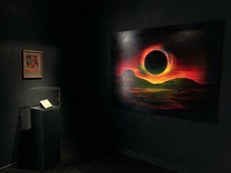 Edouard Wolton / Ultima Thulé, installation view