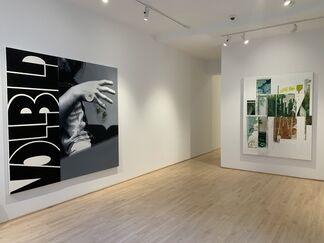 Pierre-François Ouellette art contemporain at Pictura Montreal 2020, installation view