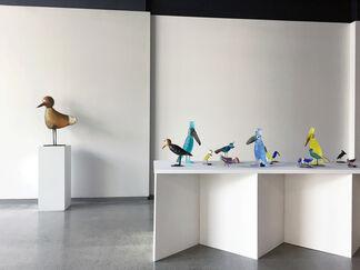 IVANA ŠRÁMKOVÁ   Feathered, installation view