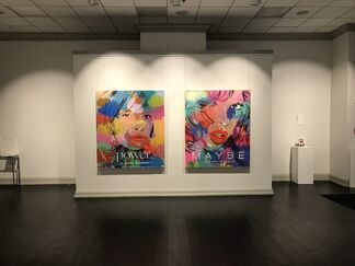David Kramer: Irony Man, installation view