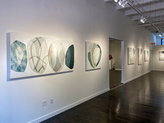 Karine Léger - Solo Exhibition, installation view