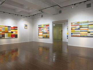 Lloyd Martin, Interval, installation view