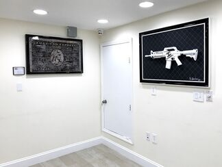 Diamond District NY - Diamonds are Forever, installation view