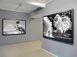 Sebastião Salgado, installation view