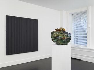 Michael Scott & John Chamberlain: A Conversation, installation view