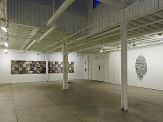 Millie Chen: stain, installation view