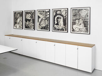 Dr. Lakra, installation view
