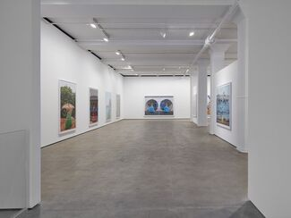 Frank Thiel: 15 [Quince], installation view