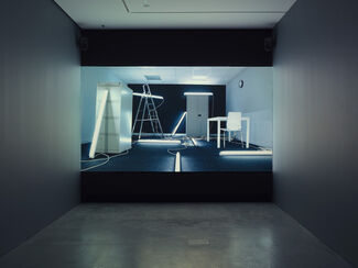 John Wood and Paul Harrison: Things That Happen, installation view