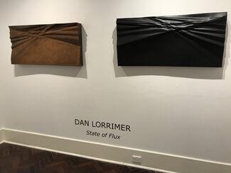 State of Flux: Dan Lorrimer, installation view
