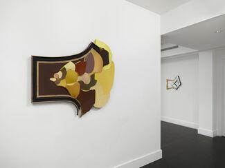 John F. Simon, Jr.: Moment of Escape, installation view