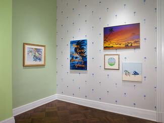 Palma, Palmiers, Palm., installation view