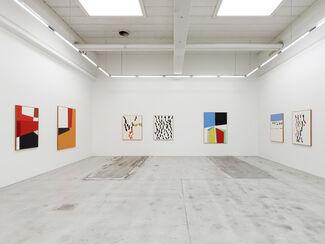 Clare Rojas, installation view