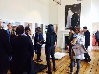 Mariane Ibrahim Gallery at 1:54 Contemporary African Art Fair London 2015, installation view