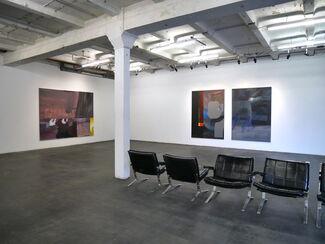 Johannes Mundinger: Flurstück, installation view